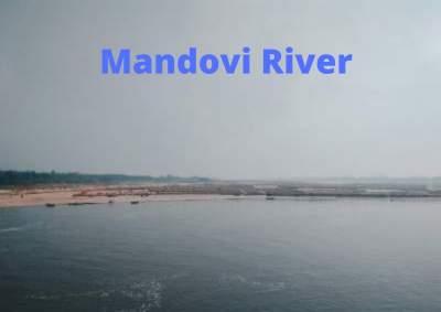 मंडोवी नदी